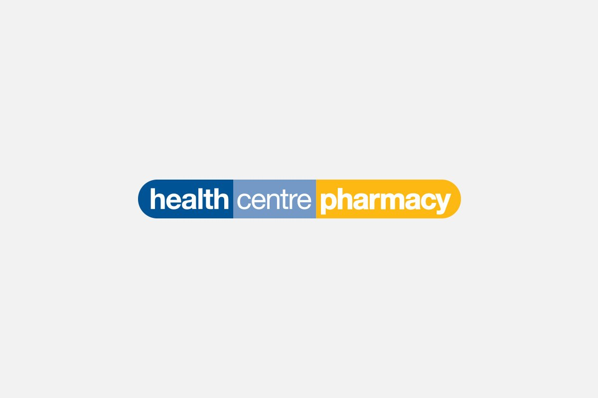 Health Centre Pharmacy logo